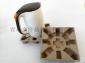 日照家用小电器环保可回收纸浆拖